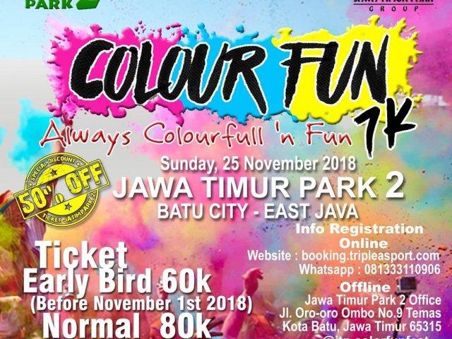 Color Fun Jawa Timur Park 2
