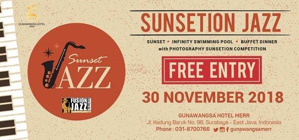 Sunsetion Jazz