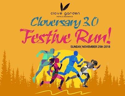 Festive Run Cloversary 3.0