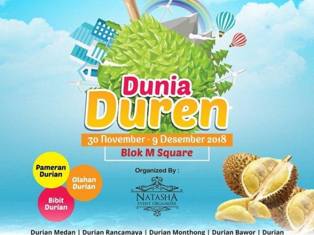 Dunia Duren, Blok M Square