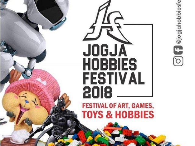 Jogja Hobbies Festival 2018