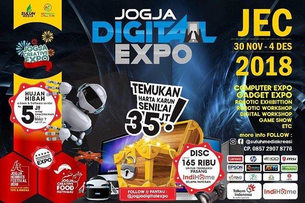 Jogja Digital Expo 2018