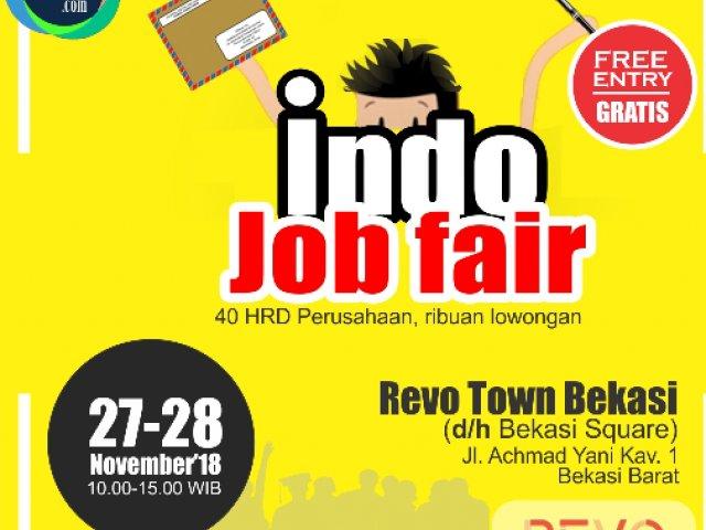 Job Fair Revo Town Bekasi