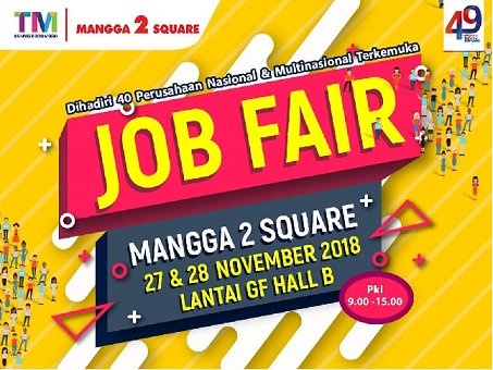 Job Fair Mangga 2 Square