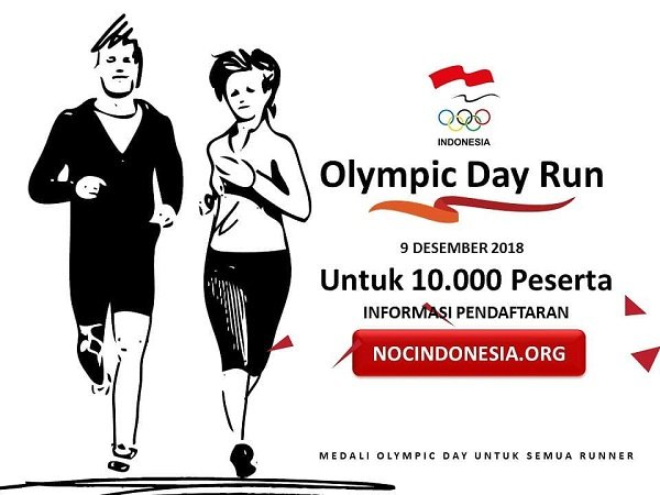 Olympic Day Run