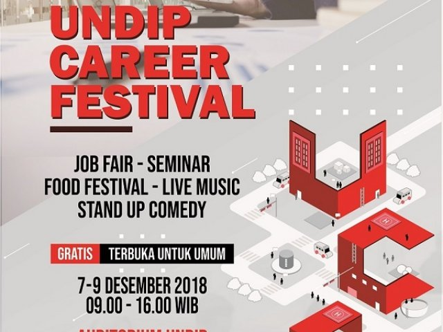 Undip Career Festival