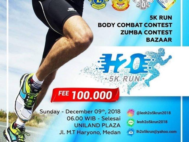 H2O5K Leo Run