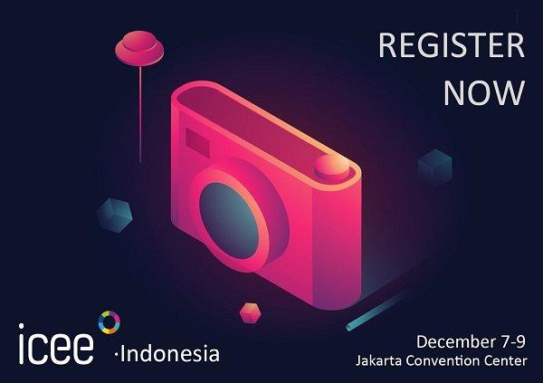 International Consumer Electronics Expo Indonesia (ICEEI) 2018