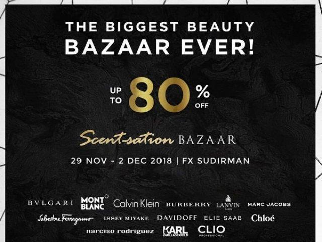 Scentsation Bazaar