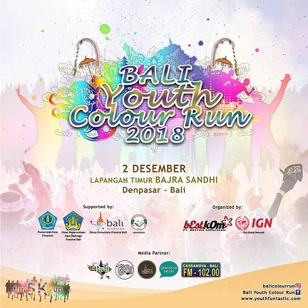 Bali Youth Colour Run