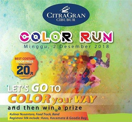 CitraGran Color Run