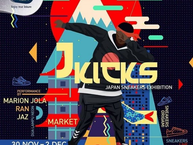 J Kicks Japanese Sneaker Exhibition