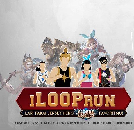 I LOOP RUN Surabaya