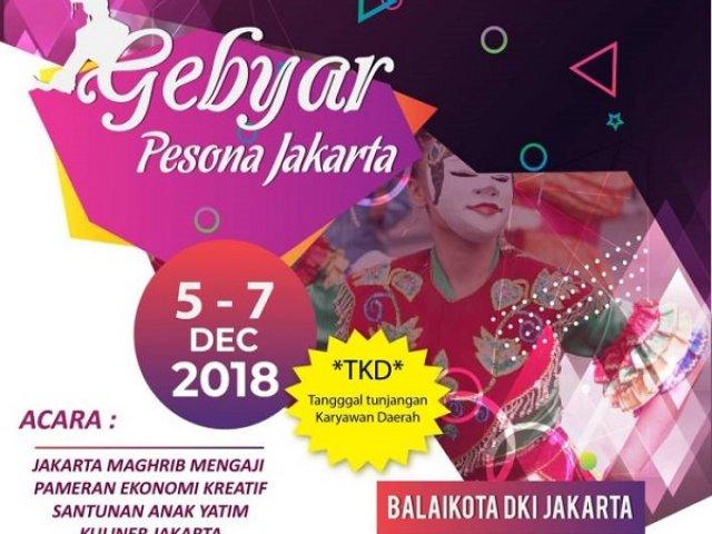 Gebyar Pesona Jakarta 2018