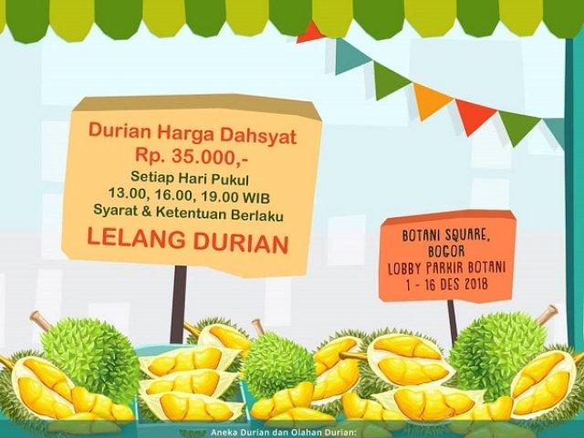 Pasar Durian Botani Square