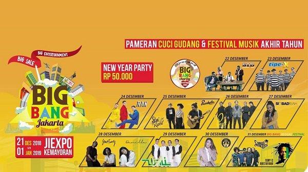 BIGBANG Jakarta 2018