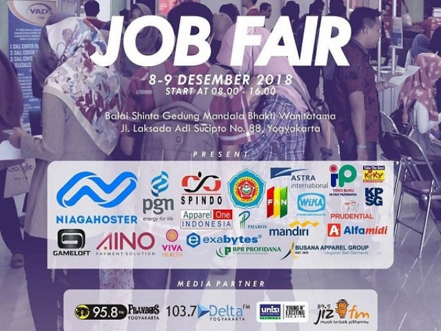 Job Fair UII Intergrated Career Days