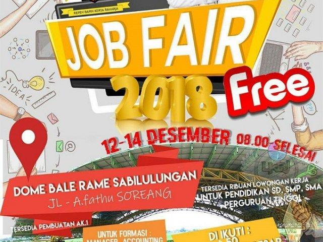 Job Fair Bandung