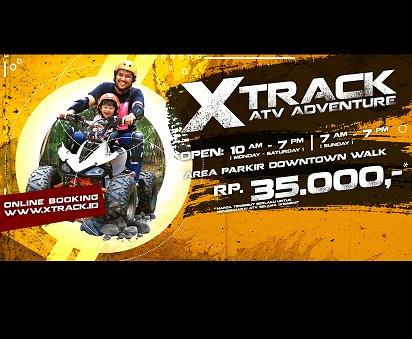 XTrack ATV Adventure