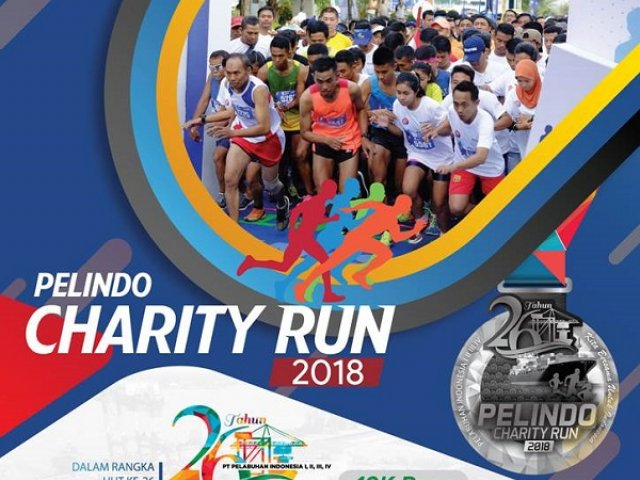 Pelindo Charity Run 2018