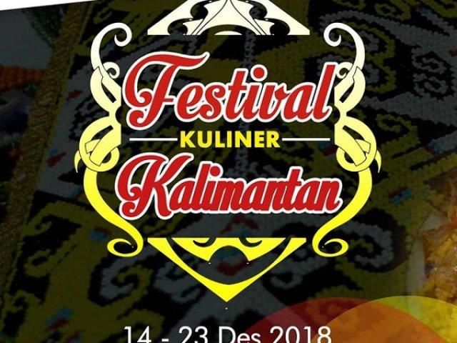 Festival Kuliner Kalimantan