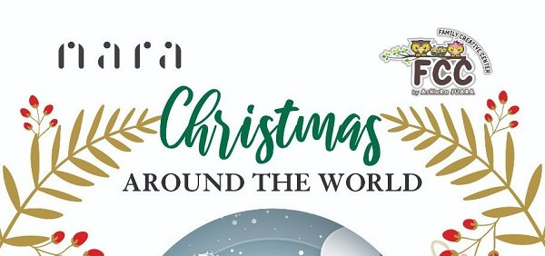Christmas Around The World for Kids