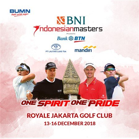 Indonesian Masters 2018