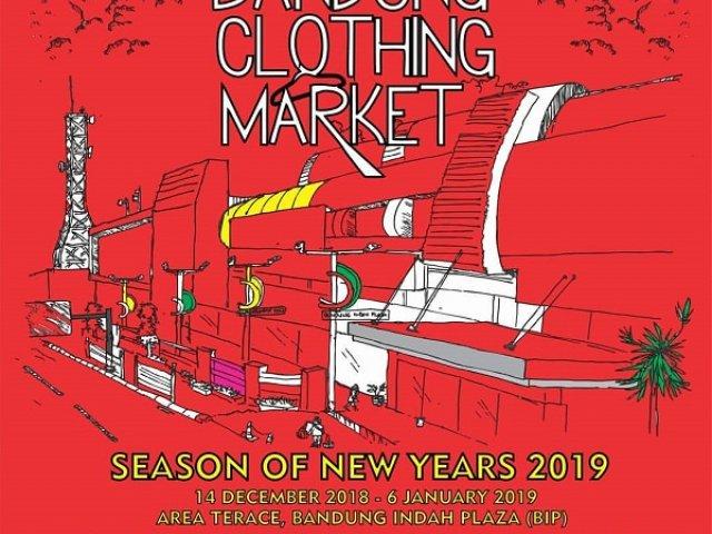 Bandung Clothing Market 2019