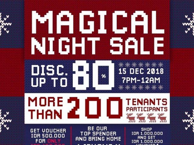 Magical Night Sale Discount