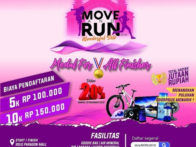 Move and Run 2018