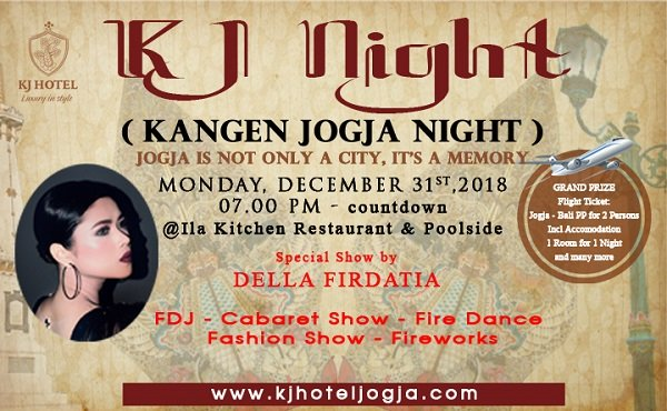 KJ NIGHT ( KANGEN JOGJA NIGHT )