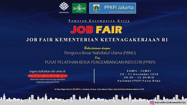 Job Fair PPKPI Jakarta