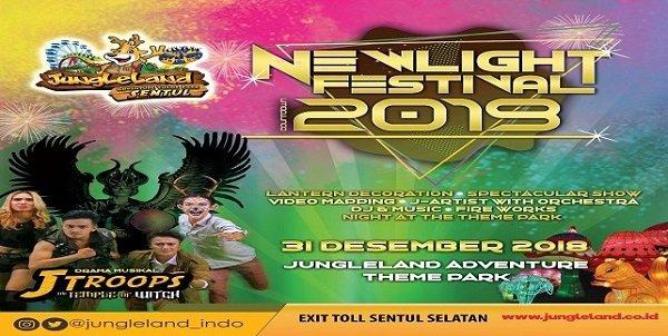 Jungleland New Light Festival 2019