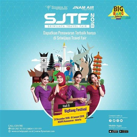 Sriwijaya Travel Fair