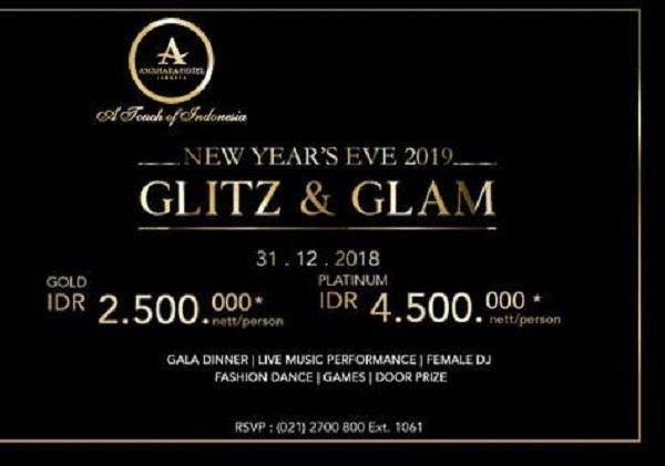 Glitz & Glam with Iis Sugianto