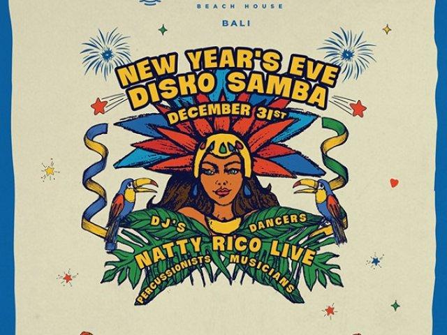 New Years Eve Disko Samba
