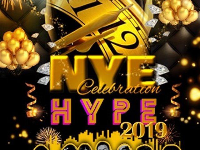 Hype New Years Celebration 2019