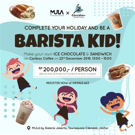 Barista Kids