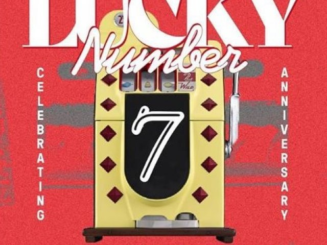 LUCKY NUMBER 7