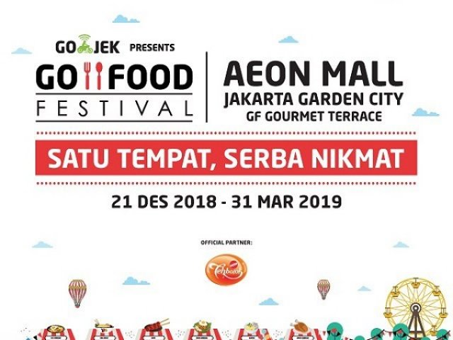 GoFood Festival AEON Mall