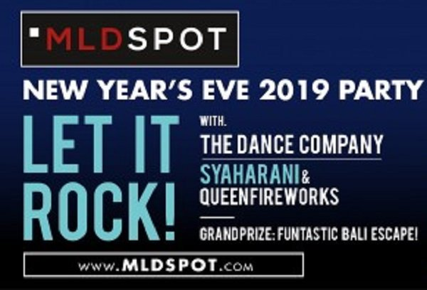 New Years Eve 2019 Party Let It Rock