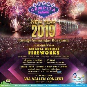 Ancol Gempita Festival 2019