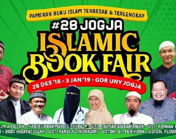 Islamic Book Fair Yogyakarta