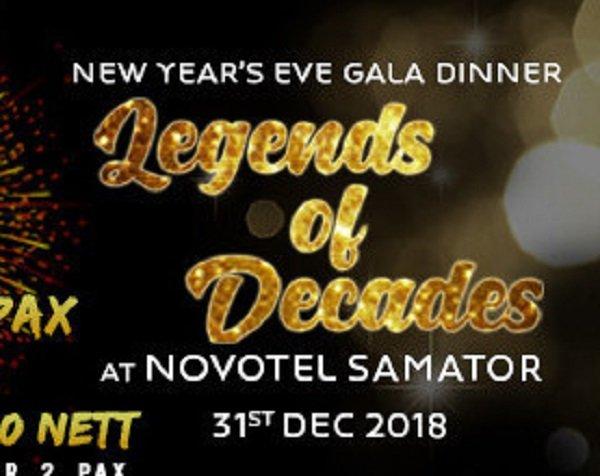 New Year With Novotel Samator