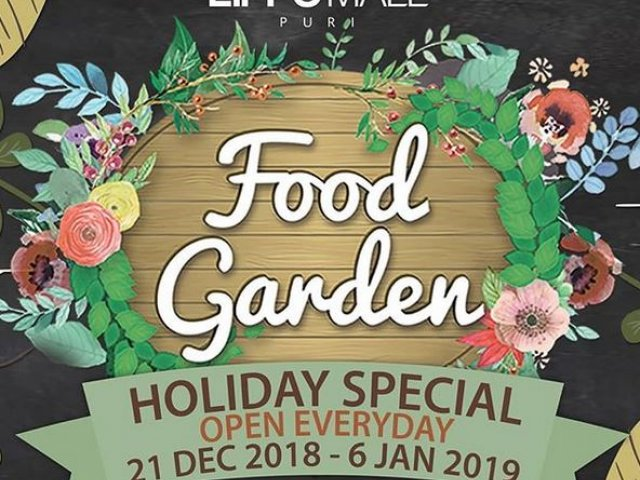 Food Garden Holiday Special