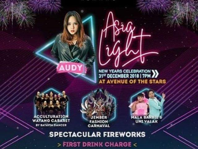 Asia Light New Year Celebration