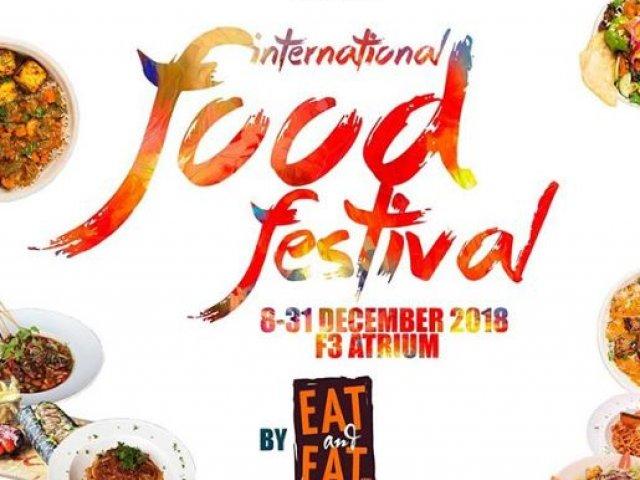 Festival Makanan fX Sudirman