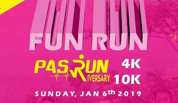 Fun Run P4SRUN