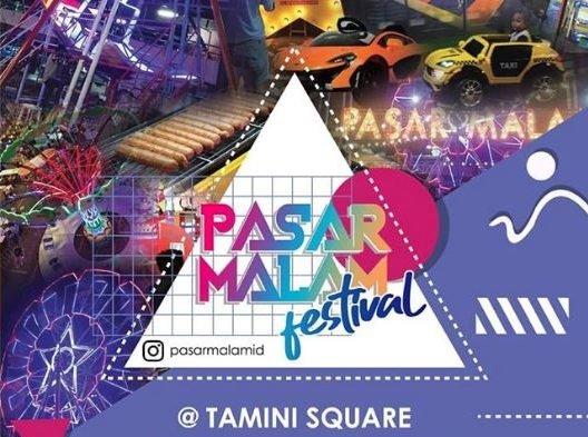 Pasar Malam Festival Tamini Square
