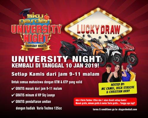 University Night